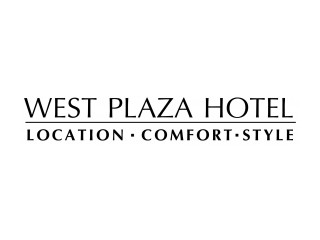 West Plaza hotel logo